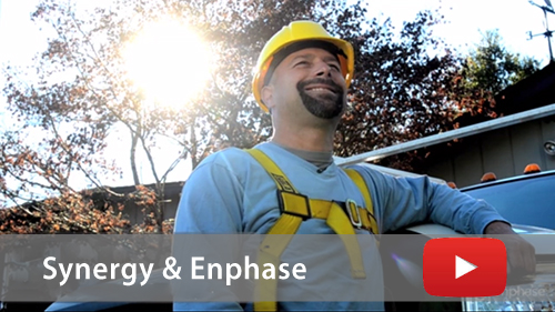Synergy Solar & Electrical Systems, Inc. partners with Enphase