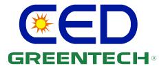 CED GreenTech Logo