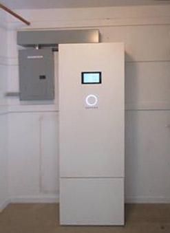 Urban Solar Battery Storage