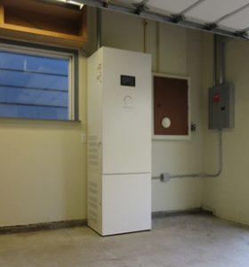 Atkinson sonnen solar backup batterie