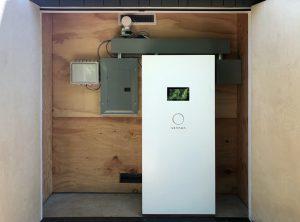 Residential sonnenBatterie Solar Backup installed in Sonoma County