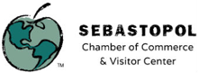 Member of Sebastopol Chamber of Commerce and Visitor's Center